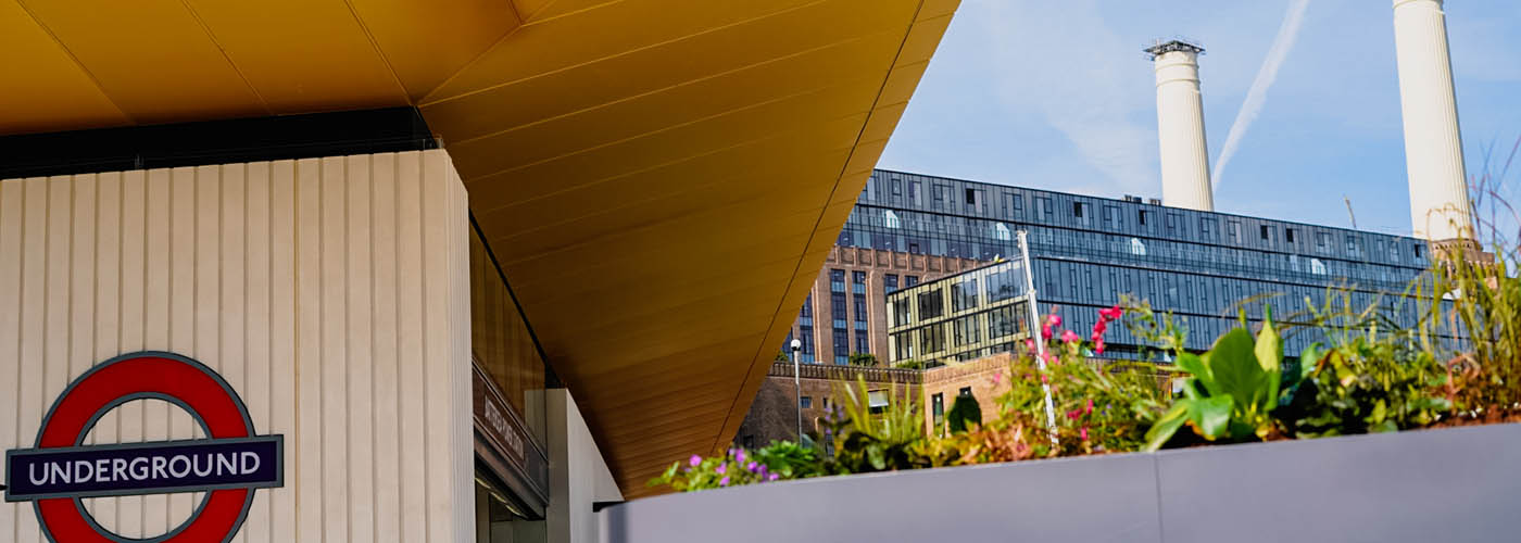 Photgraph of Battersea Power Station