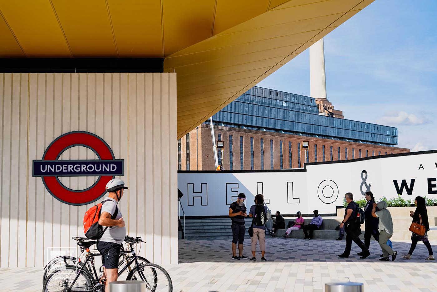 Battersea Makes History
